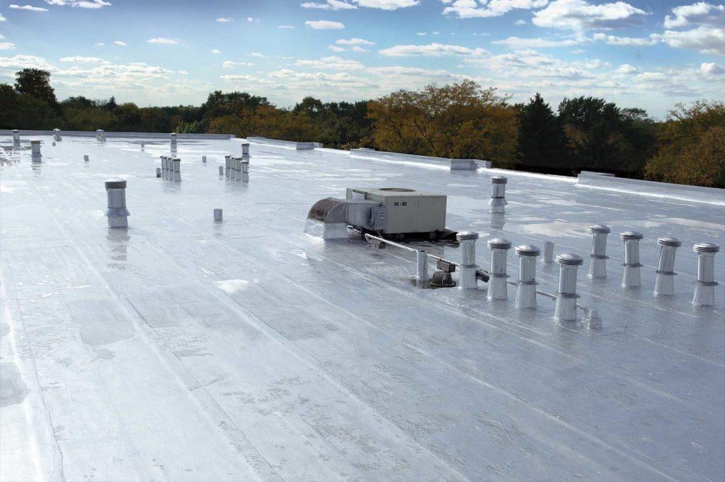 commerical roof repair
