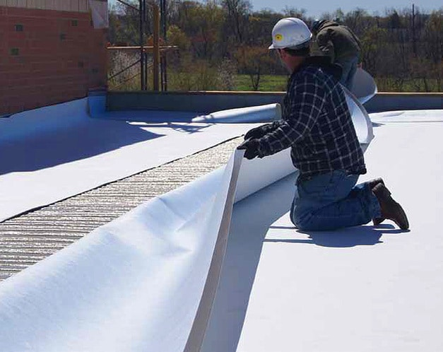 commercial roofers Mineola Tx